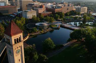 Spokane offices with hybrid work policies