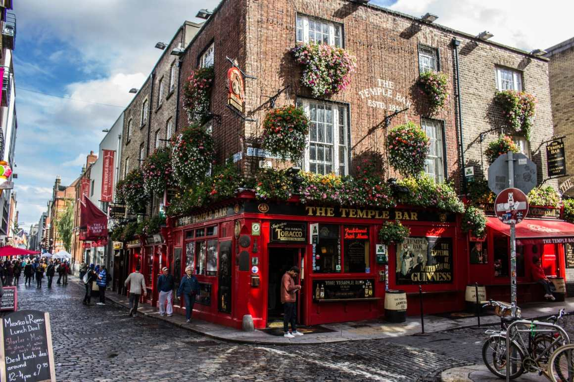 Best place for remote work Dublin