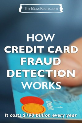 How credit card fraud detection works