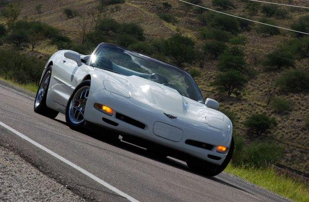 1999 Corvette Convertible