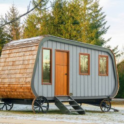 Is the tiny home movement a fad, or is it here to stay?