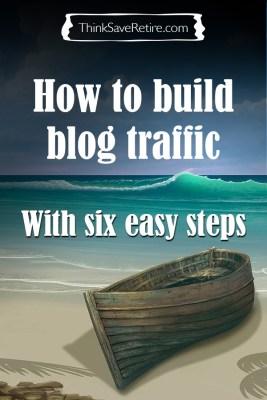 Pinterest: How to build blog traffic