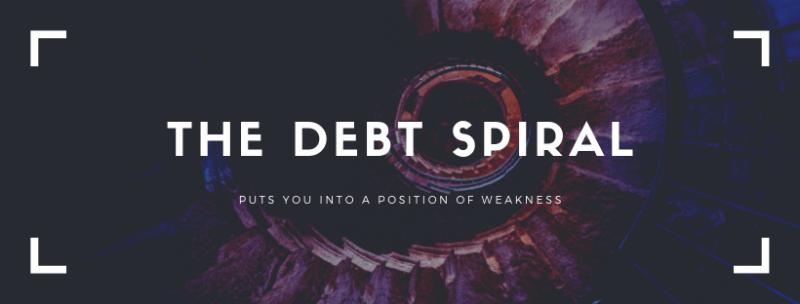 The Debt Spiral