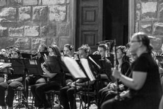 b&w - firenze, filarmonic concert @ palazzo vechio