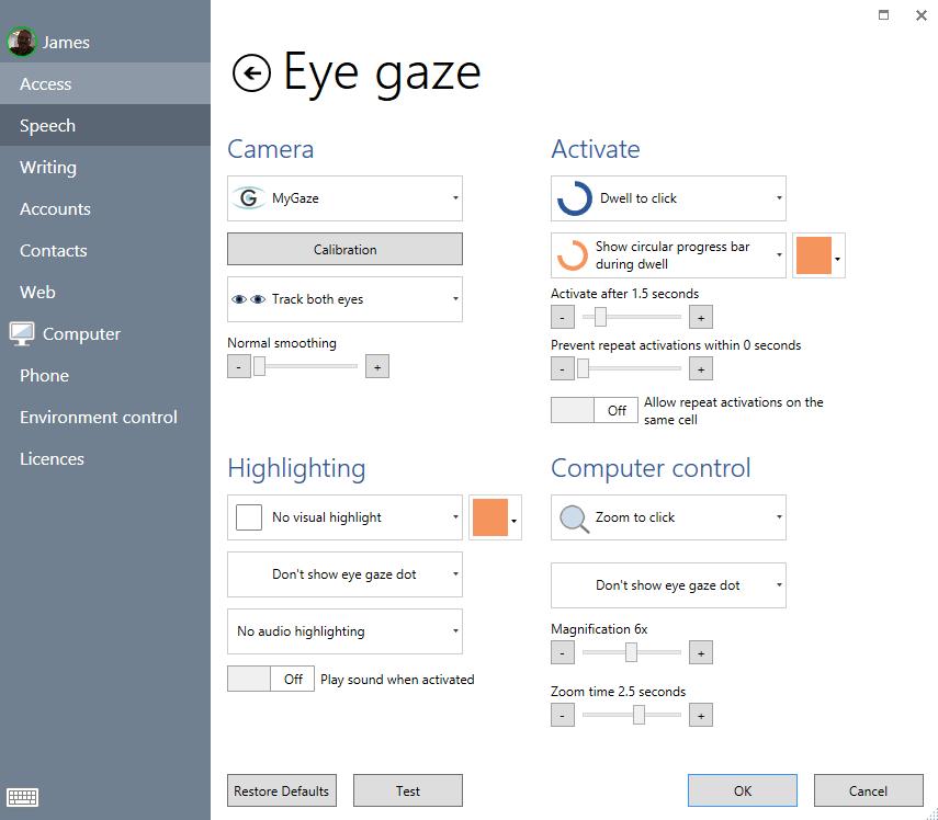 Mygaze install 7