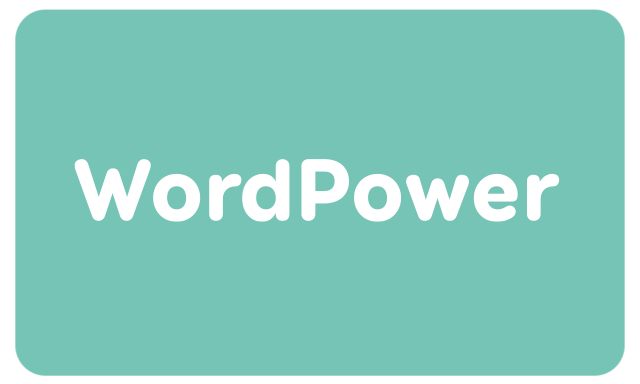 WordPower for Grid 3 image