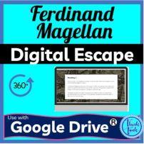 Magellan Digital Escape Room Picture