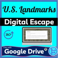 U.S. Landmarks DIGITAL ESCAPE ROOM picture