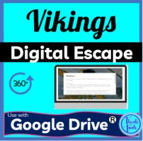 Vikings DIGITAL ESCAPE ROOM picture