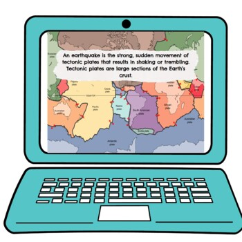 Earthquakes Interactive Google Slides™ Presentation picture