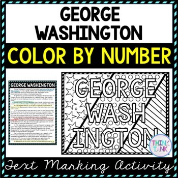 George Washington Activity picture