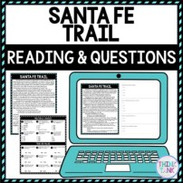 Santa Fe Trail Lesson