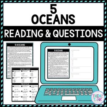 oceans lesson plan picture