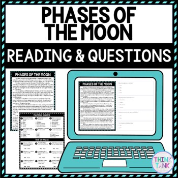 moon lesson plan product picture