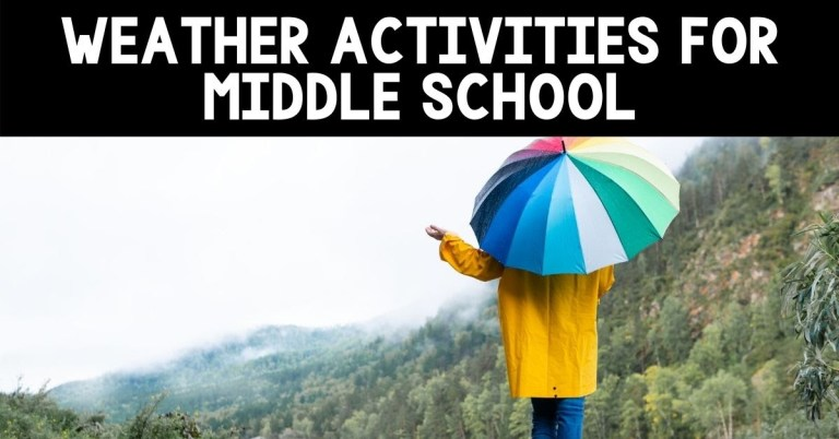 weather activities blog picture