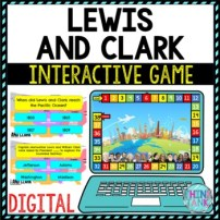 Lewis and Clark Educational Activity