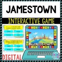 Jamestown educational activity