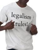 Legalism rules!