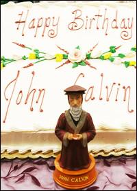 John Calvin's Birthday