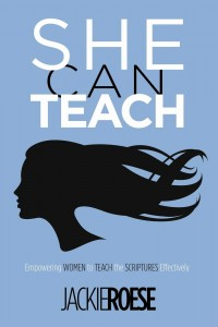 """She Can Teach"" by Jackie Roese"