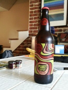 New Belgium Lips of Faith Pluot