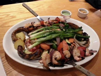 Casa Inka - mixed grill
