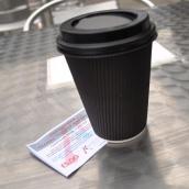 Morning latte + Vouchers!