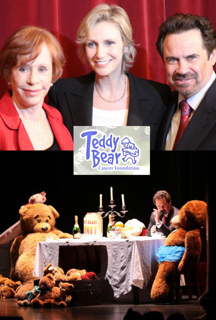 Carol Burnett Comedy Tribute for The Teddy Bear Foundation.