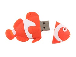 cle-usb-poisson-clown