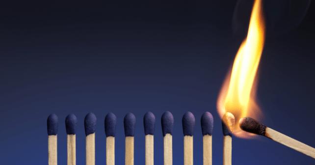 Lighting Matches