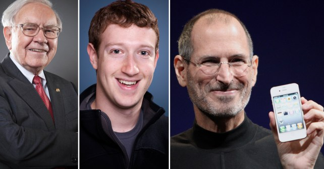 Famous CEOs