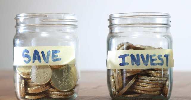 Saving and Investing Jars