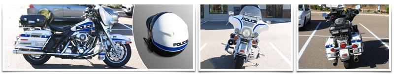 thinkWEBSTORE Designs New City of Ridgeland Motorcycle Cruisers