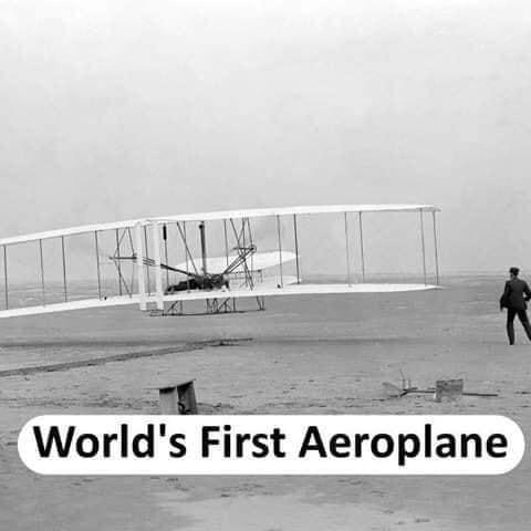 World's first Aeroplane - thinkwitty.com