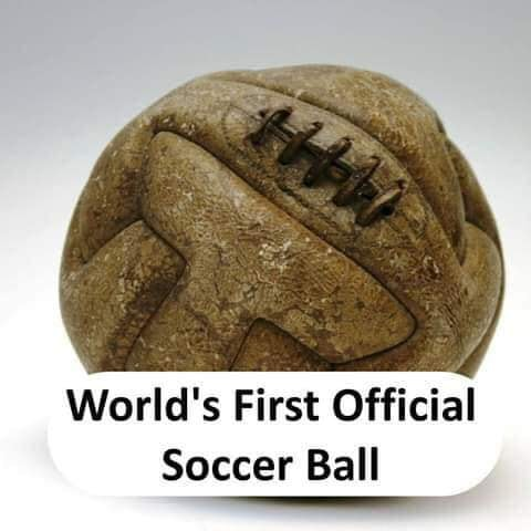 World's first Official Soccer Ball - thinkwitty.com