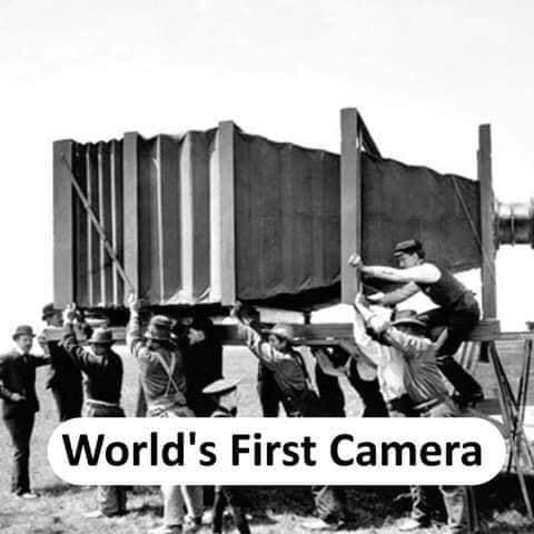 World's first camera - - thinkwitty.com