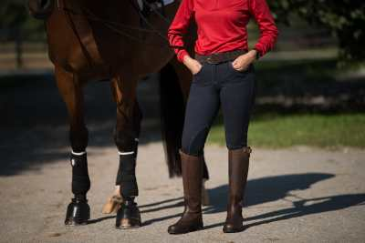 Gatorbootz Bell Boots for horses