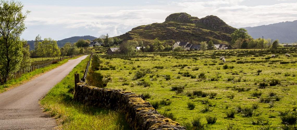 Dunadd Fort – Kilmartin Glen - Gallery Slide #1