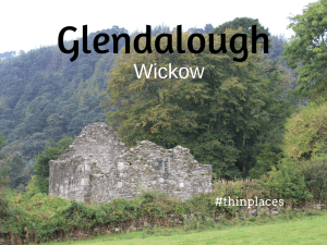 Thin Places Podcast - Glendalough & County Wicklow