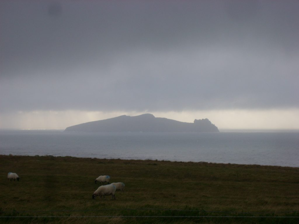 Sleeping Giant - Blasket
