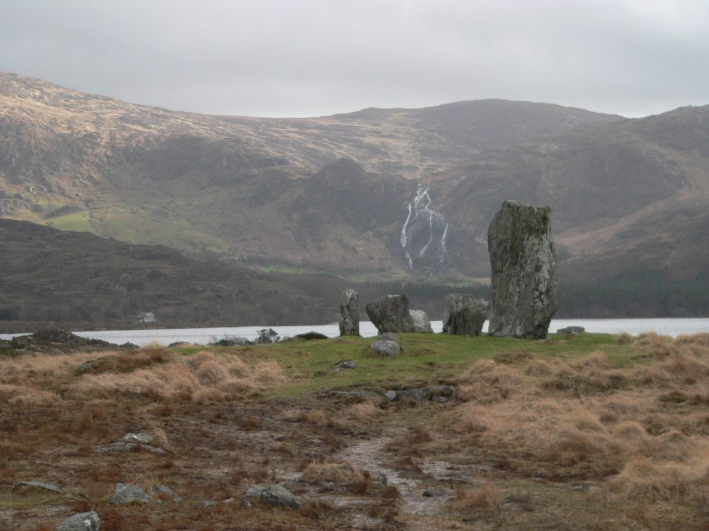 Travel to Ireland - Uragh Stone Circle - County Kerry