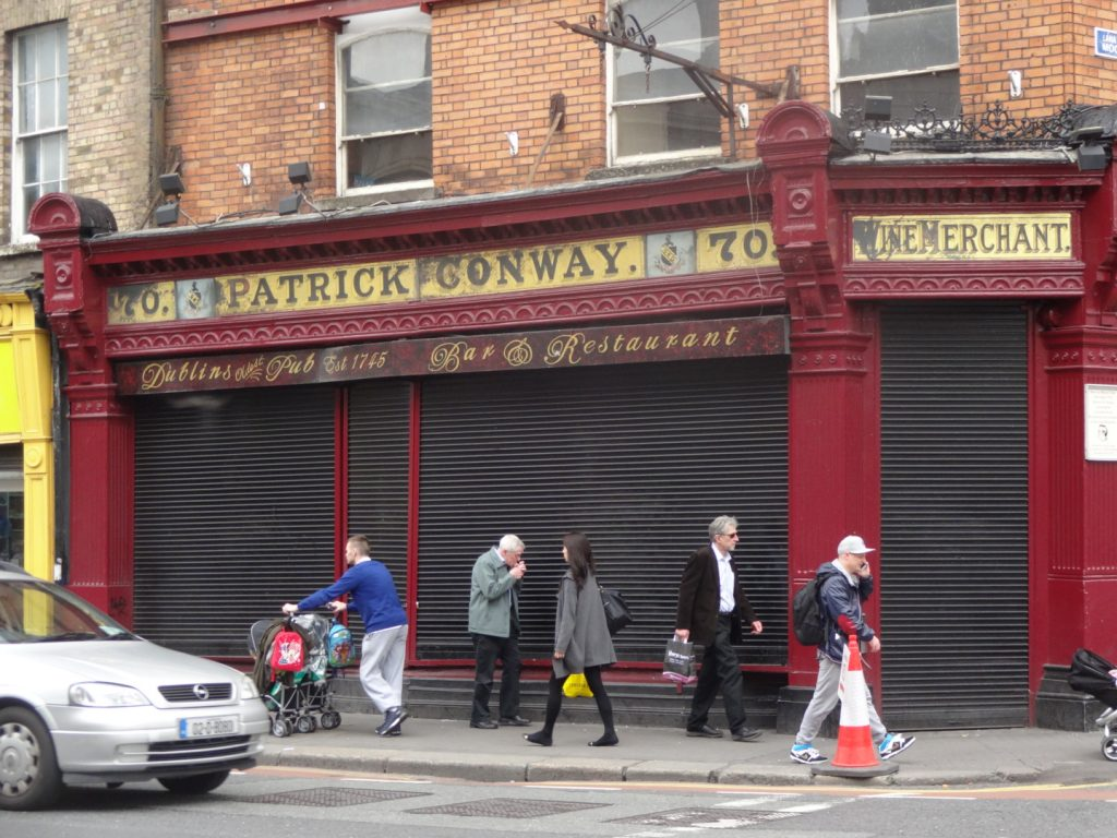 What to See in Dublin? - Conway's Pub