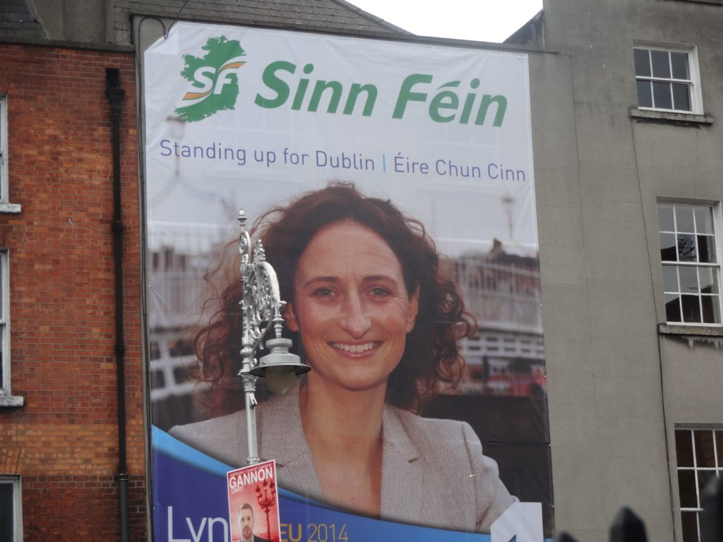 What to See in Dublin? - Sinn Fein Shop
