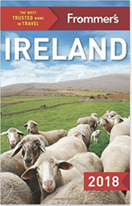 Frommers Ireland Guide - 2018