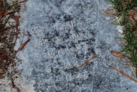 baby girl grave stone