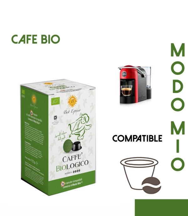 CAFE BIO COMPATIBLE LAVAZZA MODOMIO