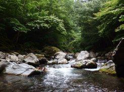 Takikawa river