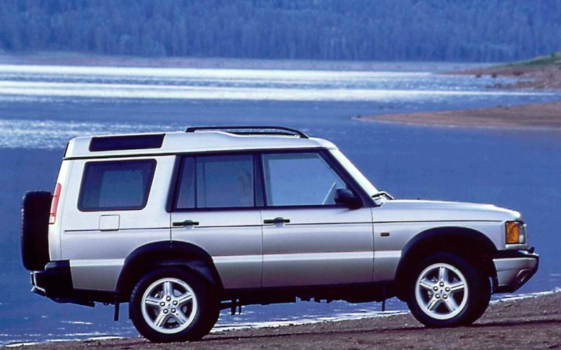 Design Analysis: 1999-2003 Land Rover Discovery Series II