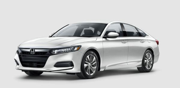 2018 Honda Accord exterior