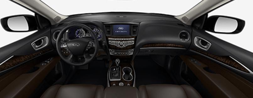 2018 Infiniti QX60 Interior